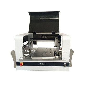 Without Rails Dual Camera Small SMT PCB Assembly Machine
