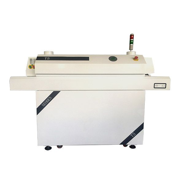 SMT Reflow Oven Conveyor Hot Air Cheap Small T5L Soldering Machine